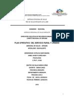 SERUMS-FORMATO DE CONSOLIDADO DE ACTIVIDADES MENSUALES