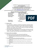 Rpp Teknik Konstruksi Kayu