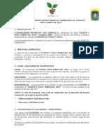 PROMOCION 2015 Bases de Futbol y Voley