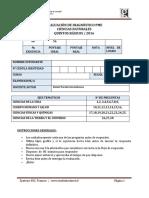 DIAGNÓSTICO PME 5tos