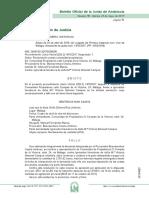 Edicto de 16 de abril de 2019, del Juzgado de Primera Instancia núm. Uno de Málaga, dimanante de autos núm. 1470/2017. (PP. 1016/2019)