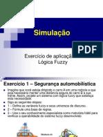 Exercícios Fuzzy
