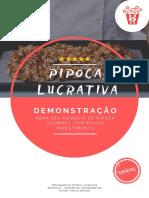 Pipoca Gourmet Receitas - LIVRO GRATUITO