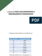 20190411 Chimica Dell'Atmosfera(1)