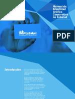 Manual Identidad Grafica EsSalud