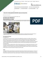 Acciones para enfrentar la discriminación en el aula - Educación _ _ El Litoral - Noticias - Santa Fe - Argentina - ellitoral.com _ _.pdf