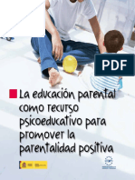 Manual Parentalidad Positiva