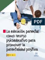 Manual Parentalidad Positiva
