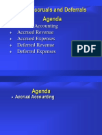 SAP User Guide Accrual Deferal