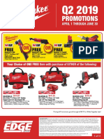 Milwaukee Sales flyer