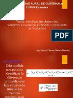 Clase 7. Medidas de Dispersi_n
