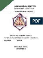 Informe ANTENA DIPOLO 2019