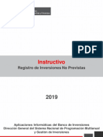 Instructivo Registro Inversiones No Previstas V1