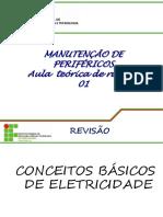 Manutencao de Perifericos - Aula 01