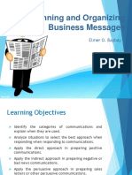 Chap 5. Planning and Organizing Business Messages.ppt