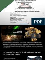 Mineria Sumbterranea Presentacion Final