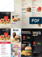 Mcdelivery Menu 27