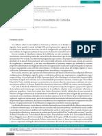 SUASNABAR a 100 Años de La Reforma Universitaria de Córdoba