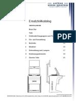 Ersatzteilkatalog. Novo Bar. 1 Elektronik-Baugruppen Und Platinen 2. 2 Ein- Und Auszahlung 7. 3 Netzteile Monitore 16