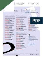Diplomado en Literatura Europea INBA 2019