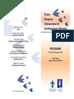 Programa-congreso Xalapa 2013