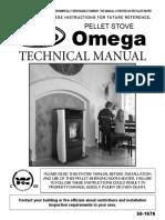 C-12154 Instruction Omega Domestic Technical Manual