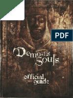 Demon's Souls Official Guide