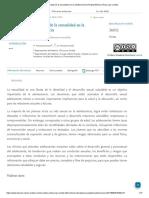 Abordaje de La Sexualidad en La Adolescencia _ Revista Médica Clínica Las Condes