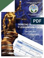 Derecho Tributario y Legislación Fiscal