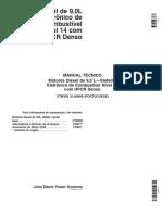 CTM 393 Sistema Eletronico de Combustivel 9,0L