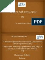 Diplomado - Ajuste Por Inflacion IPC