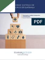 Informe Seguros Guatemala
