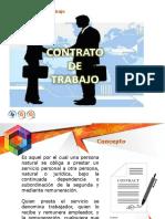 Diapositivas Contratos de Trabajo