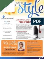 CUAdvantage Newsletter - Fall 2018