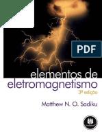 Elementos Do Eletromagnetismo 3a Ed Sadiku Matthew (1).Compressed