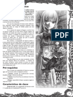 Tormenta RPG - Manipulador de Bonecas