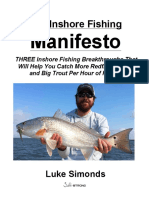 Inshore Fishing Manifesto