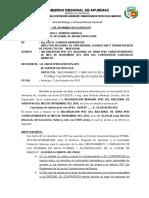 INFORME -VALORIZACION MENSUAL N°07 DEL ADICIONAL DE OBRA N°04 CORRESPONDIENTE AL MES DE NOVIEMBRE DEL 2018 DEL CONTRATISTA CONSORCIO ABANCAY.docx