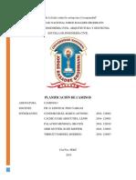 Informe Planificacion de Caminos
