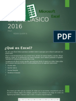 Excel Basico 2016