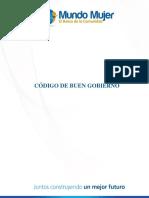 Codigo Buen Gobierno 2019
