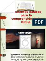 Clase 1 métodos Estudio Biblico