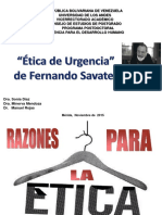 ÉTICA DE URGENCIA.ppt
