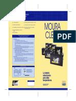 Moura Clean - Hoja de Datos