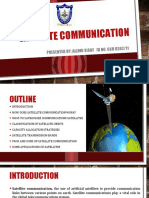 Presentation on Satellite Communication