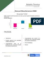 La Industria Manufacturera en Colombia