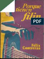 Felix Contreras Porque Tienen Filin