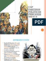 Partidos Politicos Peru