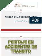 Peritaje en Accidentes de Transito[1]