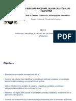 NIC 8 Politicas Contables Cambios en Las Estimaciones Contables y Errores (2)2222222